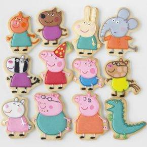 Детский день рождения свинка пеппа фото 44
