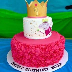 Детский день рождения свинка пеппа фото 45