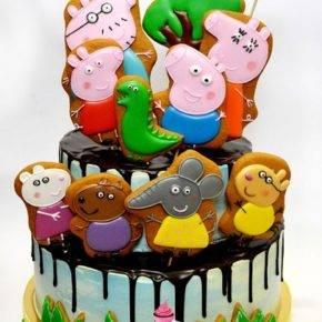 Детский день рождения свинка пеппа фото 46