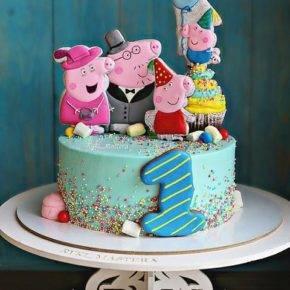 Детский день рождения свинка пеппа фото 47