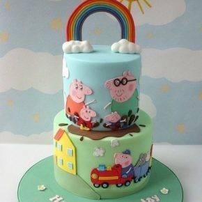 Детский день рождения свинка пеппа фото 49