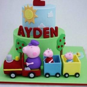 Детский день рождения свинка пеппа фото 50