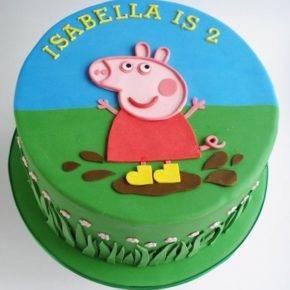 Детский день рождения свинка пеппа фото 51