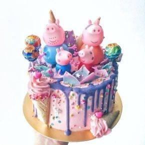 Детский день рождения свинка Пеппа фото 54