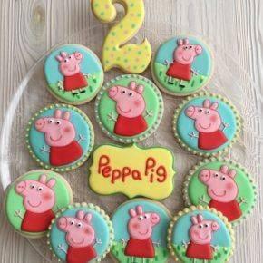 Детский день рождения свинка Пеппа фото 55