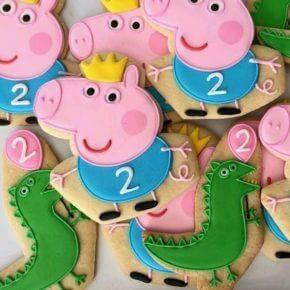 Детский день рождения свинка Пеппа фото 58