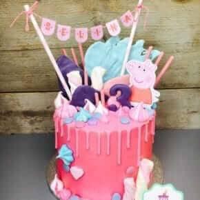 Детский день рождения свинка Пеппа фото 60