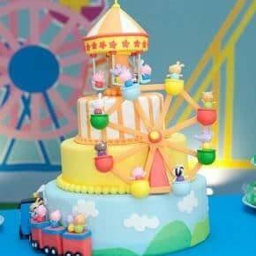 Детский день рождения свинка Пеппа фото 61