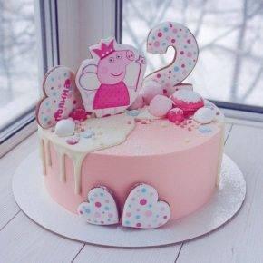 Детский день рождения свинка Пеппа фото 63