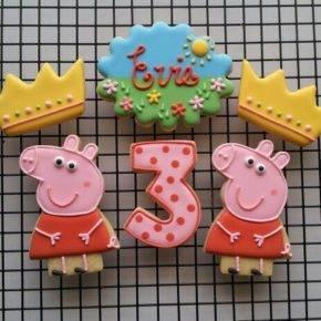 Детский день рождения свинка Пеппа фото 64