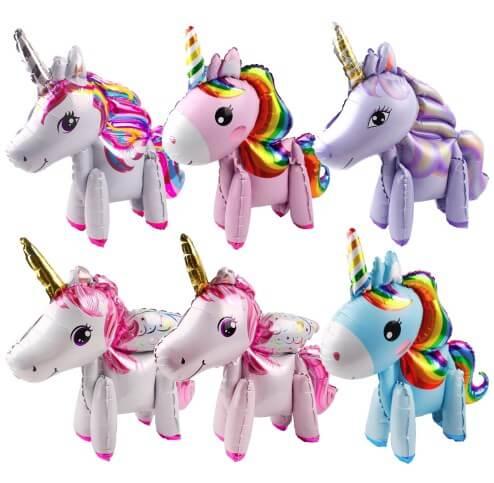 baby birthday unicorns photo 4