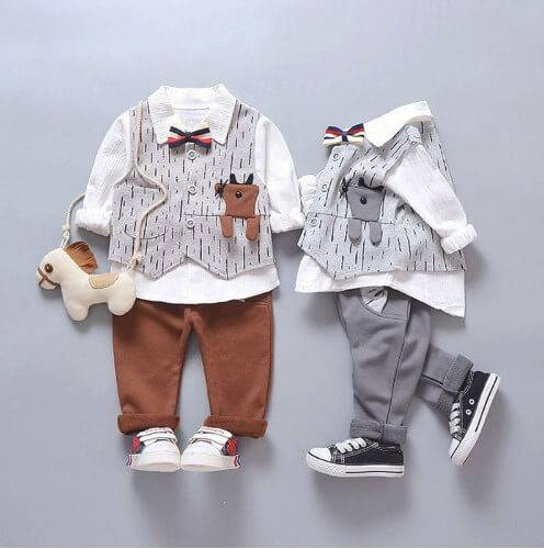 clothes for a boy 1 year photo 3