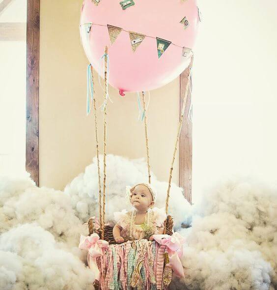 6d87a97e8f5e Годик девочке ☆ 30+ идей оформления первого дня рождения дочки