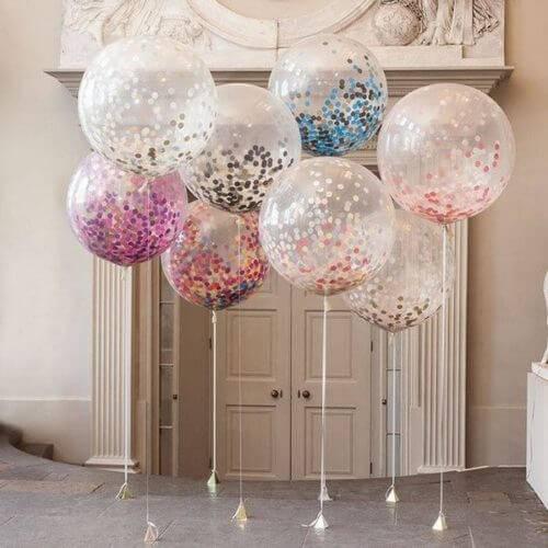 Как украсить комнату на день рождения фото 01