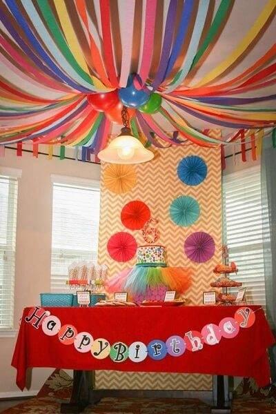 Как украсить комнату на день рождения фото 06
