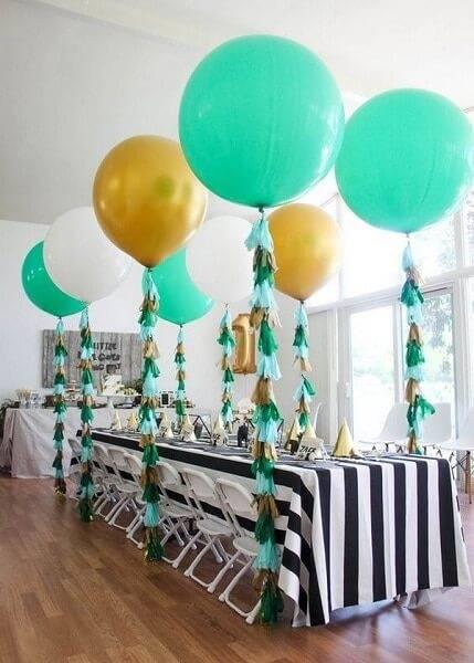 Как украсить комнату на день рождения фото 12