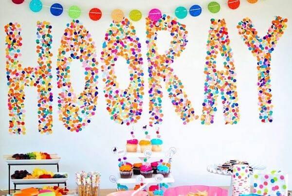 Как украсить комнату на день рождения фото 14