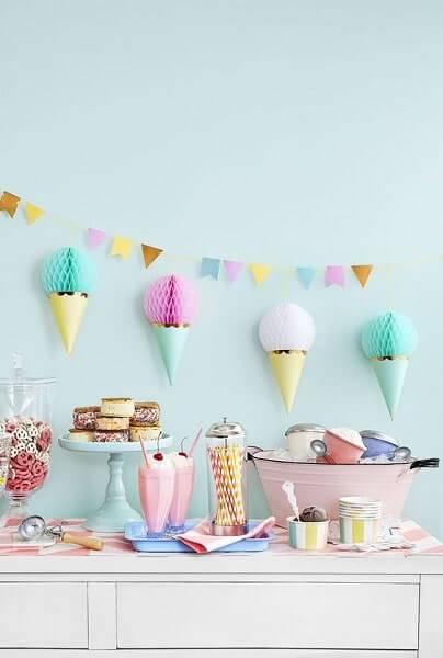 Как украсить комнату на день рождения фото 15