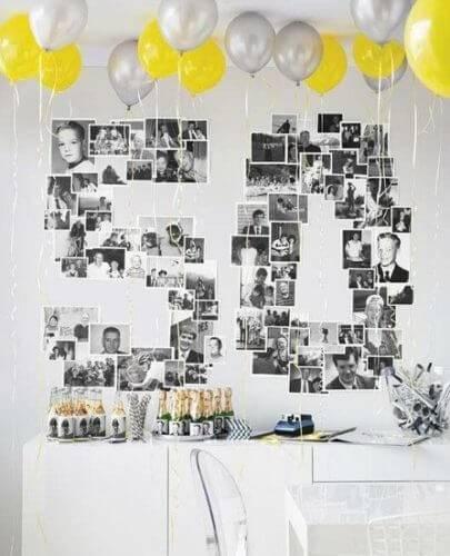 Как украсить комнату на день рождения фото 16