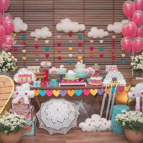 Как украсить комнату на день рождения фото 22