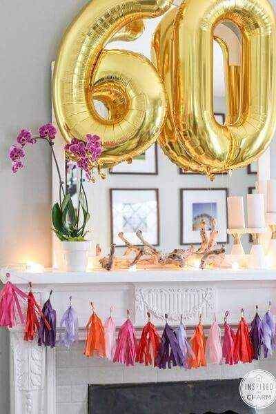 Как украсить комнату на день рождения фото 25