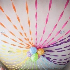 Как украсить комнату на день рождения фото 26
