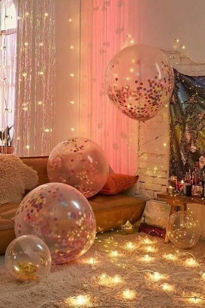Как украсить комнату на день рождения фото 29