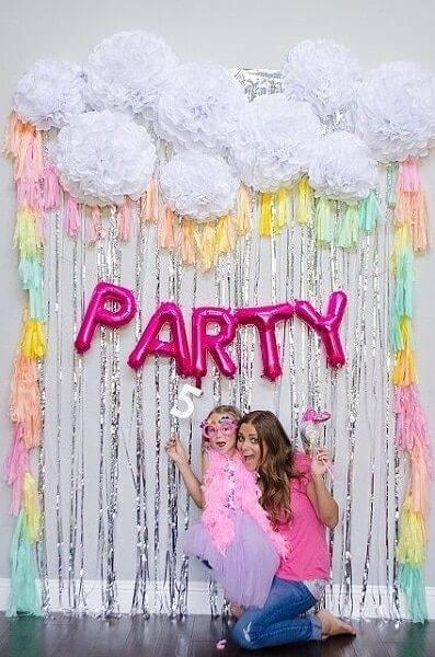 Как украсить комнату на день рождения фото 31