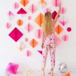 Как украсить комнату на день рождения фото 52