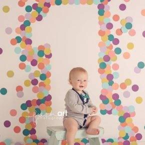 Оформление день рождения 1 год своими руками фото 62