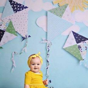 Оформление день рождения 1 год своими руками фото 63