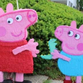 Оформление детского дня рождения свинка пеппа фото 51