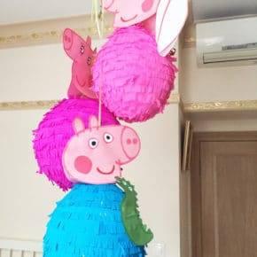 Оформление детского дня рождения свинка пеппа фото 55