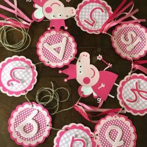 Детский день рождения свинка Пеппа фото 104
