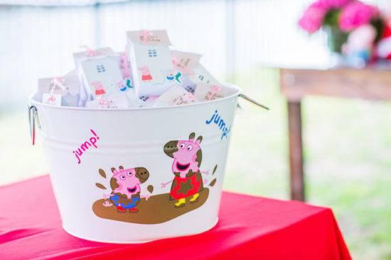 Детский день рождения свинка пеппа 111