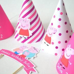 Детский день рождения свинка Пеппа фото 131