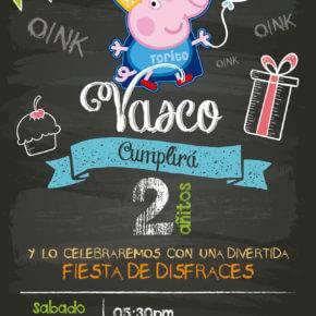 Детский день рождения свинка Пеппа фото 156