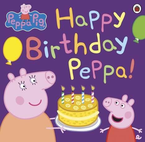 Детский день рождения свинка Пеппа фото 100