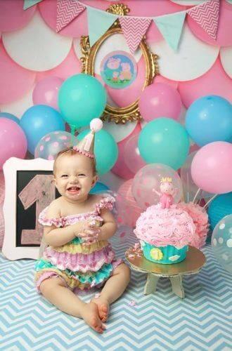 Детский день рождения свинка Пеппа фото 101