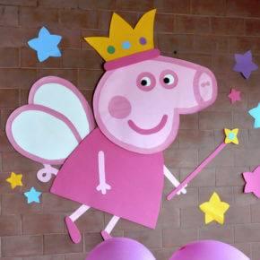 Детский день рождения свинка Пеппа фото 216