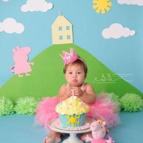 Детский день рождения свинка Пеппа фото 217