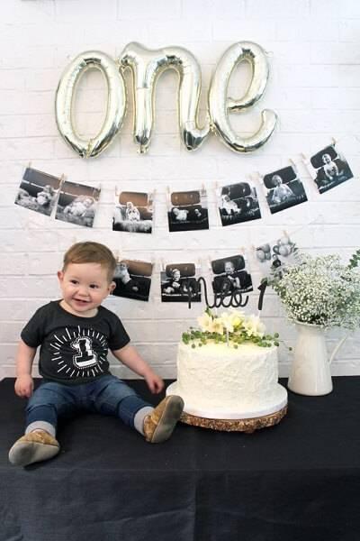Первый день рождения 1 годик фото 07