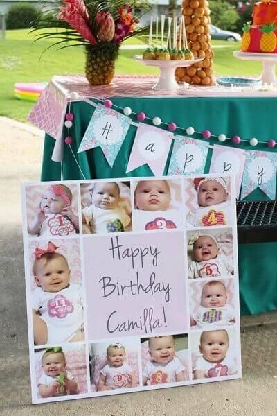 Первый день рождения 1 годик фото 21