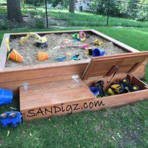 Песочница фото 20