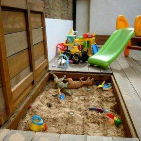 Песочница фото 51