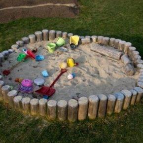 Песочница фото 59