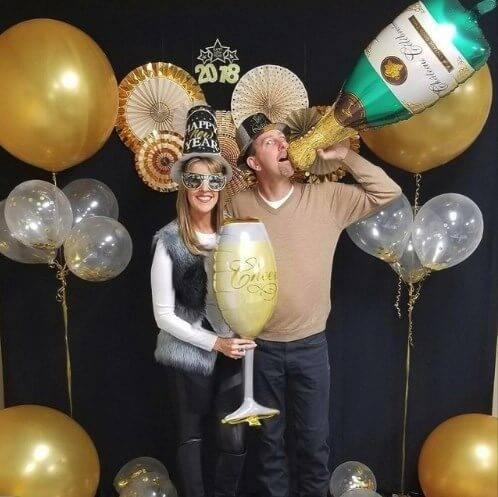 шары на день рождения фото 6