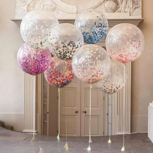 шары на день рождения фото 5
