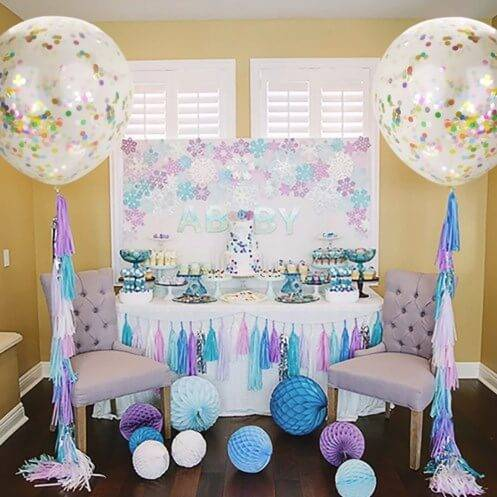 шары на день рождения фото 3