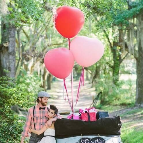 шары на день рождения фото 1